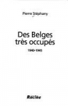 """Couverture du livre : """"Des Belges très occupés"""""""