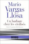 """Couverture du livre : """"Un barbare chez les civilisés"""""""