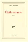 """Couverture du livre : """"Etoile errante"""""""