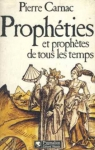 """Couverture du livre : """"Prophéties et prophètes de tous les temps"""""""