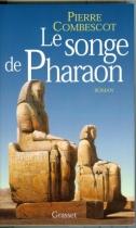 """Couverture du livre : """"Le songe de pharaon"""""""