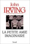 """Couverture du livre : """"La petite amie imaginaire"""""""
