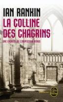 """Couverture du livre : """"La colline des chagrins"""""""