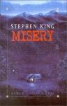 """Couverture du livre : """"Misery"""""""