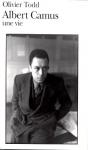 """Couverture du livre : """"Albert Camus"""""""