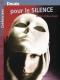 """Couverture du livre : """"Douée pour le silence"""""""