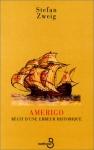 """Couverture du livre : """"Amerigo"""""""