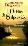 """Couverture du livre : """"L'oubliée de Salperwick"""""""
