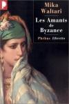 """Couverture du livre : """"Les amants de Byzance"""""""