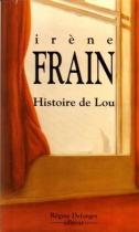 """Couverture du livre : """"Histoire de Lou"""""""