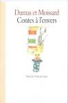 """Couverture du livre : """"Contes à l'envers"""""""