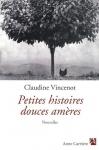 """Couverture du livre : """"Petites histoires douces amères"""""""