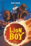 """Couverture du livre : """"Lion Boy"""""""