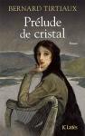 """Couverture du livre : """"Prélude de cristal"""""""