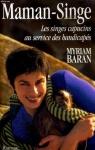 """Couverture du livre : """"Maman-singe"""""""
