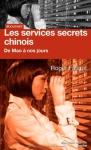 """Couverture du livre : """"Les services secrets chinois"""""""