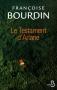 """Couverture du livre : """"Le testament d'Ariane"""""""