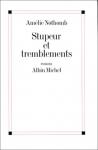 """Couverture du livre : """"Stupeur et tremblements"""""""
