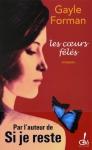 """Couverture du livre : """"Les coeurs fêlés"""""""