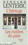 """Couverture du livre : """"L'héritage"""""""