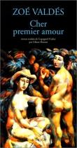 """Couverture du livre : """"Cher premier amour"""""""