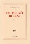 """Couverture du livre : """"Une poignée de gens"""""""