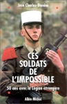 """Couverture du livre : """"Ces soldats de l'impossible"""""""