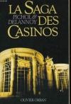 """Couverture du livre : """"La saga des casinos"""""""