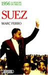"""Couverture du livre : """"Suez"""""""