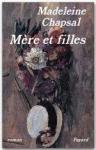 """Couverture du livre : """"Mère et filles"""""""