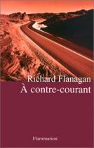 """Couverture du livre : """"À contre-courant"""""""