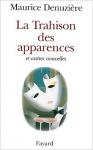 """Couverture du livre : """"La trahison des apparences et autres nouvelles"""""""