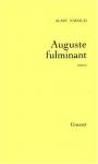 """Couverture du livre : """"Auguste fulminant"""""""