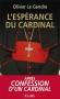 """Couverture du livre : """"L'espérance du cardinal"""""""