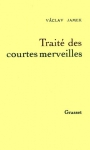 """Couverture du livre : """"Traité des courtes merveilles"""""""