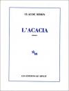 """Couverture du livre : """"L'acacia"""""""