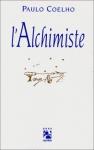 """Couverture du livre : """"L'alchimiste"""""""