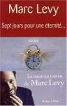 """Couverture du livre : """"Sept jours pour une éternité"""""""