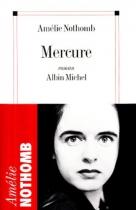 """Couverture du livre : """"Mercure"""""""