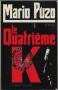 """Couverture du livre : """"Le quatrième K"""""""