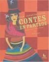 """Couverture du livre : """"Contes en partage"""""""