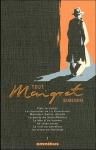 """Couverture du livre : """"Le chien jaune"""""""