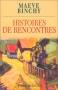 """Couverture du livre : """"Histoires de rencontres"""""""