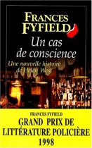 """Couverture du livre : """"Un cas de conscience"""""""