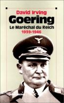 """Couverture du livre : """"Goering"""""""