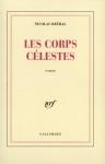 """Couverture du livre : """"Les corps célestes"""""""