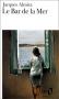 """Couverture du livre : """"Le bar de la mer"""""""