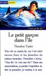 """Couverture du livre : """"Le petit garçon dans l'île"""""""