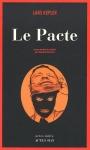 """Couverture du livre : """"Le pacte"""""""