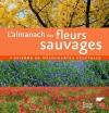 """Couverture du livre : """"L'almanach des fleurs sauvages"""""""